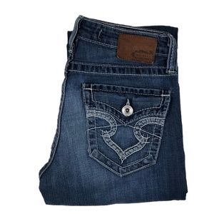 Big Star Remy Boot Cut Jeans